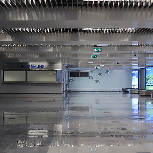 Аэровокзальный комплекс «Внуково-1»
