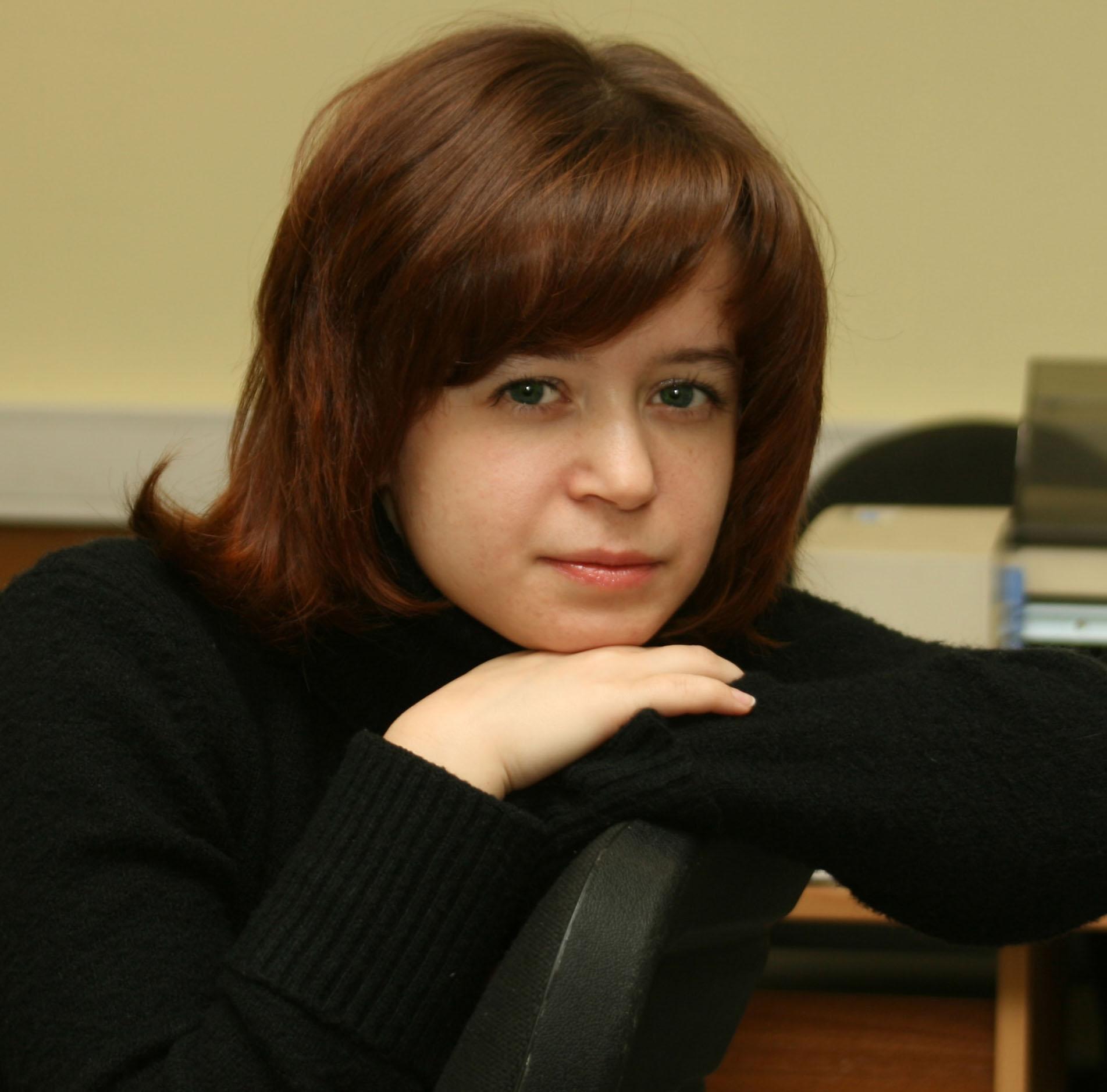 Марина Демкина